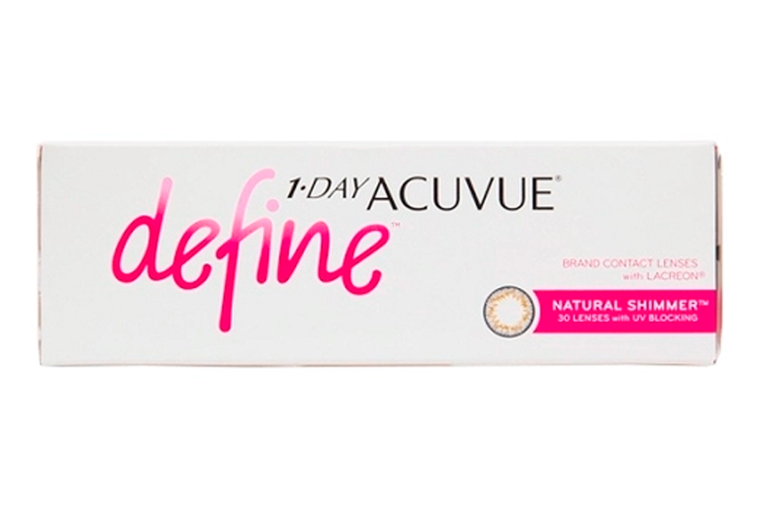 1-Day Acuvue Define Shimmer (30)